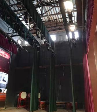 舞台幕布类型